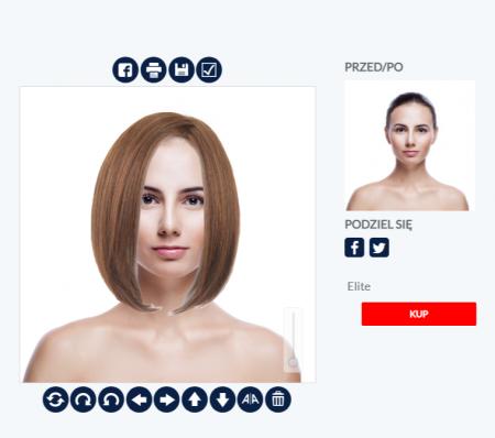 Rokoko - Wirtualny stylista